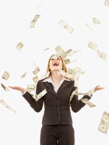 money-falling-woman-mdn